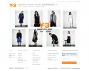 Y-3 TO RELEASE ONLINE STORE NOW LOCALIZED IN RUSSIA - POWERED BY YOOX GROUP
